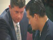 Professor Murder Suspect in Court00000001