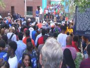 Tim Kaine in Tallahassee